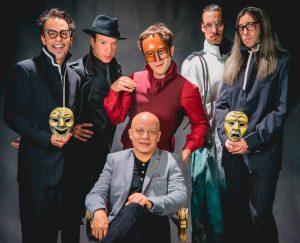 """Ron Lalá presenta en el Teatro FernánGómez """"Crimen y telón""""."""