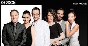 Dos más Dos, vuelve en verano a Madrid; al Teatro de La Latina