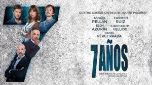 """La adaptación al teatro de """"7 años"""" en los Teatros del Canal"""