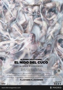 """""""Alguien voló sobre el nido del cuco"""" aterriza en el Teatro Fernán Gómez el 11 de octubre."""