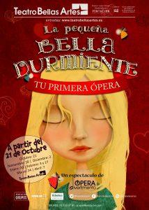 La Bella durmiente espera a los peques en el Teatro Bellas Artes