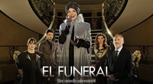 Concha Velasco triunfa en el Teatro de La Latina con EL FUNERAL