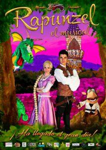Rapunzel, el musical llega al Teatro Cofidís Alcázar el 27 de octubre.