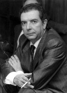 Muere el dramaturgo Juan José Alonso Millán, a los 82 años de edad.