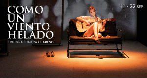 Se estrena en el Teatro Fernando Fernán Gómez Trilogía contra el abuso : Como un Viento helado.