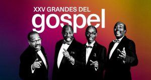 XXV Festival Grandes del Gospel.
