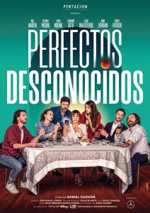 Perfectos Desconocidos, regresa al Teatro Reina Victoria, en su Segunda temporada.