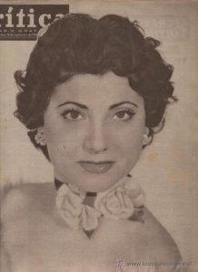 Ha fallecido la gran actriz y vedette española Mary Begoña